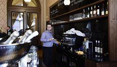 V Rudolfinu byla po rekonstrukci otevřena kavárna