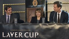Vyprodáno! Lístky na tenisový Laver Cup zmizely za čtyři a půl hodiny