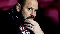 Fotbalová Sparta je v rozkladu. Nic nám nefunguje, smutní trenér Požár