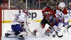 NHL: Hokejisté New Jersey prohráli počtvrté v řadě, Češi v noci nebodovali