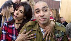Za zabití raněného ležícího Palestince dostal izraelský voják rok a půl ve vězení