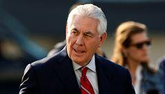 Skončí ministr zahraničí USA? Tillersona má nahradit šéf CIA Pompeo, píše deník