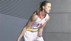 Basketbalová kráska Elhotová do WNBA nepůjde. Je totiž těhotná