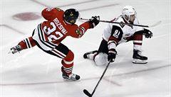 NHL: Rozsíval vstřelil první gól sezony, Pastrňák dal vítěznou branku