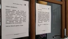 Bezpečnostní agentura požaduje po řediteli Národní galerie omluvu za 'lživá tvrzení'