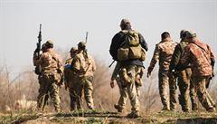 Bitva o poslední město Islámského státu v Iráku začíná. Vládní armáda dobývá Havídžu