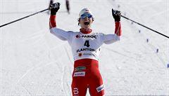 Rekordmanka Björgenová. Norka získala své patnácté zlato z mistrovství světa