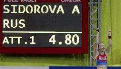 IAAF umožnila třem ruským atletům závodit pod neutrální vlajkou