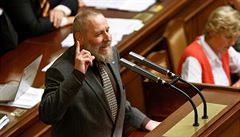 Fízlovsko-estébácké, řekl Korte o projevu poslance z ANO. Omlouvat se nemusí