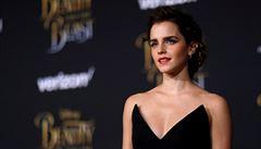 Nechte moje prsa na pokoji, vzkazuje feministkám Emma Watsonová