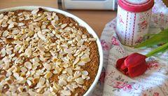 Připravte si mrkvový koláč s mandlemi