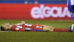 VIDEO: Drama jako na Bohemce. Torres se srazil s protihráčem a byl v bezvědomí
