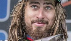 Rozverný Sagan: slovenský fenomén žertuje s novináři, baví fanoušky a také stále vítězí