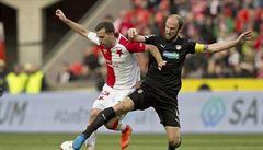 Slavia je v euforii, ale k titulu má daleko. Plzeň totiž závěry ligy umí