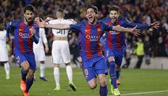 Neskutečný obrat! Barcelona zdolala Paříž 6:1, ještě v 88. minutě vedla 'jen' 3:1