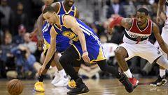 NBA: Basketbalisté Washingtonu zdolali lídra NBA Golden State