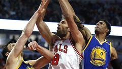 NBA: Basketbalisté Golden State bez Duranta opět prohráli