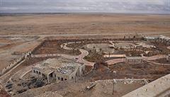 Ruské vzdušné síly zasáhly vojenskou základnu v Sýrii, zabily 200 bojovníků