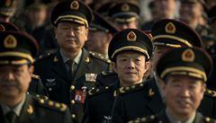 Čína překvapivě nezveřejnila obvyklý konkrétní plán armádních výdajů