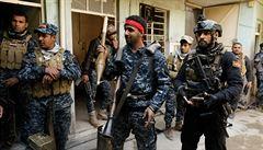 Bitva o Mosul pokračuje. Irácké vládní jednotky nyní bojují o strategický most