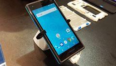 Snadno opravitelný smartphone bojuje proti otroctví a ničení planety