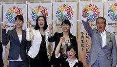 Na olympiádě v Tokiu budou 'neutrální' dvojmístné toalety pro transsexuály