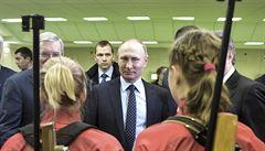 Putin přiznal, že antidopingový systém v Rusku nefungoval. Vinu státu dál odmítá