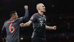 Robben změnil názor a vrací se k vrcholovému fotbalu. Po roční pauze se dohodl s mateřským Groningenem