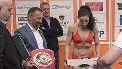 Hvězdná boxerská noc je zde: v Praze půjde pod dohledem Mayweathera o čtyři tituly