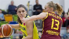 Paráda. Basketbalistky USK Praha potřetí v řadě zahrají euroligové Final Four