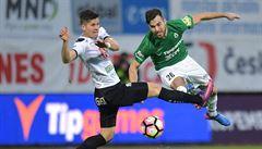 Jablonec v dohrávce porazil slepený góly Hradec Králové 2:1 a je v lize osmý