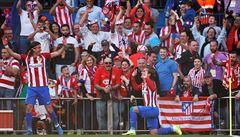 Atlético ve šlágru španělské ligy porazilo Sevillu 3:1 a útočí na třetí místo