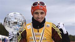 Sdruženář Frenzel získal rekordní pátý křišťálový glóbus za triumf ve Světovém poháru