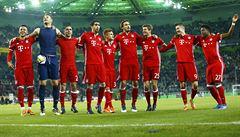 Müller rozhodl o další výhře Bayernu, bavorský gigant vládne lize už o 13 bodů