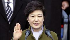 Úplatky a černá listina umělců. Soud zbavil moci jihokorejskou prezidentku