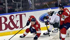 NHL: Jágr střelil 13. gól v sezoně, na výhru Floridy to ale nestačilo