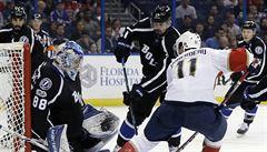 NHL: Jágrův gól nestačil, Palát rozhodl o výhře nad Floridou