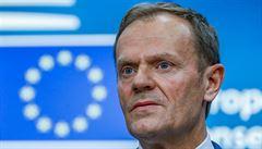 'Dostatečný pokrok.' Začala druhá fáze jednání o brexitu, potvrdil Tusk