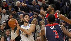 NBA: Minnesota ukončila vítěznou šňůru basketbalistů Washingtonu