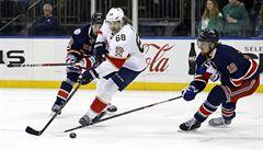 NHL: Jágr má další rekord, po čtyřicítce získal nejvíc bodů
