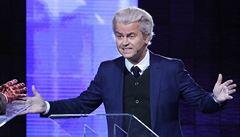 Populistu Wilderse budou volit i migranti. 'Chce, aby odešli jen špatní cizinci'
