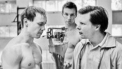 ,Není snadné někoho praštit,' říká finský režisér Juho Kuosmanen