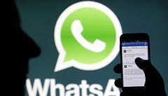 Facebook může převzít operátora WhatsApp. Bez ústupků