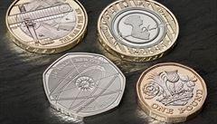 V březnu začne platit librová mince s 12 hranami. Bude nejbezpečnější na světě