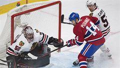 NHL: Plekanec přišpěl k výhře Montrealu nad Ottawou. Na gól čekal dvacet utkání