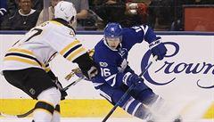 NHL: Roman Polák dopomohl asistencí Torontu k vítězství ve hře o postup do play off