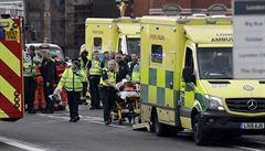 Útok v Londýně si vyžádal čtvrtou oběť. Zraněním podlehl 75letý muž