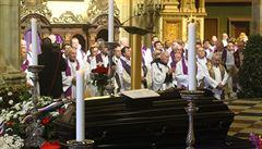 Prezident Zeman potvrdil, že na Vlkův pohřeb nešel kvůli kardinálovým názorům
