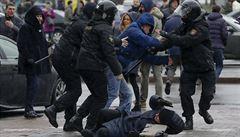 Lukašenkův režim odpovídá na problémy občanů násilím, říká Češka žijící v Minsku