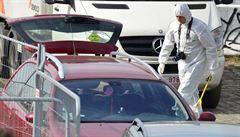 V Antverpách Tunisan najížděl na pěší zónu. Zřejmě byl opilý a chtěl ujet policii